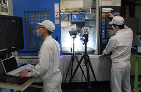 Evaluation of chip cutting using high speed camera