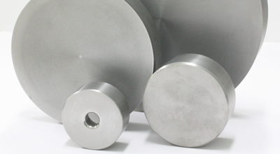 Molybdenum dies for extrusion processing