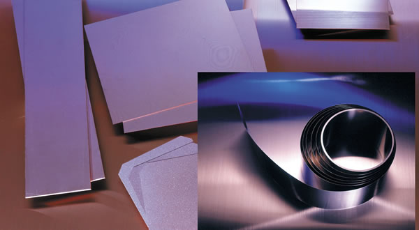 Molybdenum sheets / plates using our own manufacturing & rolling know-how